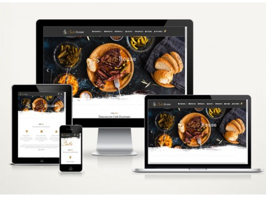 Restaurant E-Ticaret Azure v3.0